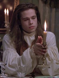 The guilt ways heavy on Louis, Interview With The Vampire.