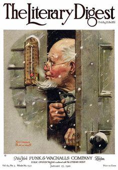 15 Below - The Literary Digest January 17, 1920