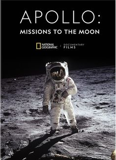 Apollo: Missions to the Moon DVD National Geographic Moon Missions, Apollo Missions, Space Photography, Search Trends, Man On The Moon, Space Program, 12th Man, First Photograph, Documentary Film