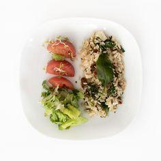 Takie pyszności od niedawna dostaję:) http://www.przelomwodzywianiu.pl/galeria/obiady
