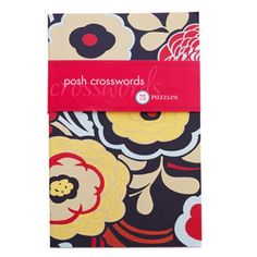 Large Pocket Posh Crosswords