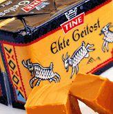 Ekte Gjetost. Looks like Fudge, tastes like Fudge. CHEESE!