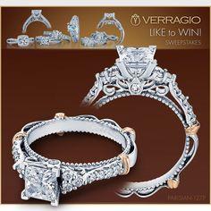Capri Jewelers Arizona ~ www.caprijewelersaz.com Verragio.