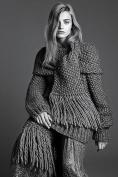 WSJ Magazine September 2014 | Anna Jagodzinska by Lachlan Bailey - Michael Kors