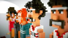 Image result for magicavoxel ideas