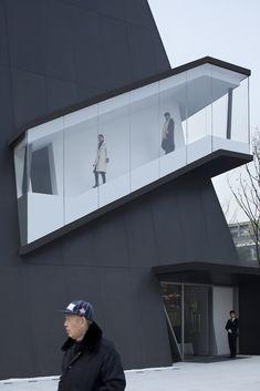 Gallery of Chongqing Tiandi Art Museum / Shenzhen Huahui Design - 2