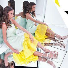 Ghizlan Ad Campaign 2015 model: Alexandra of MMG Models hair&makeup: Jojo Dantespadua photographer: Tina Patni