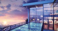 Vinhomes SkyLake Phạm Hùng tạo dấu ấn với Penthouse & Skyvilla