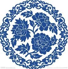 Blue and White Porcelain--Remodeling Art Ceramic Painting, Silk Painting, Ceramic Art, Chinese Embroidery, Embroidery Motifs, Flower Embroidery, Delft, Blue And White Dinnerware, Chinese Paper Cutting