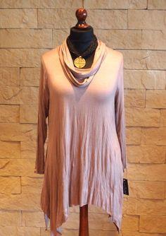 Sarah Santos Lagenlook Crinkle Effect Under Tunic Asymetrical Layering Scarf | eBay