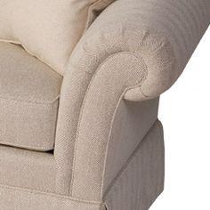 "Arm detail  Depth: 37.0"" (94cm)  Height:32.0"" (81.5cm)  Arm Height:28.25"" (72cm)  Seat Height:21.75"" (55cm)  Seat Depth:20.0"" (51cm)"