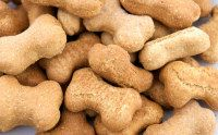 Baby Food Doggie Cookies- Something else to do with the 400+ leftover jars of baby food
