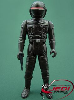 Death Star Gunner Figure - Imperial Gunner
