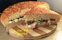 #Pan brioche tramezzino# la cucina di Reginé