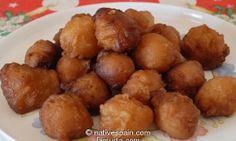 Nuegos – Dulce Típico de La Murta – Typical Sweet from La Murta – Recipe in Spanish & English