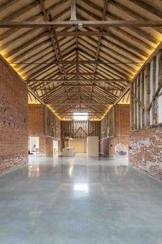 Gallery of Church Hill Barn / David Nossiter Architects - 2