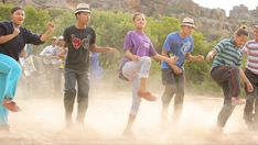 Against all the odds these traditional dancers from Wupperthal in the middle of the Cederberg mountains, with no formal training won the South African national competition…