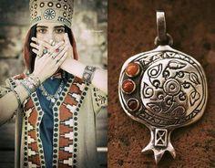 Clothing based on the costume and motifs of the Armenian Kingdom of Ararat-Van. (Urartu)