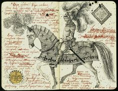 knight  by julia_julia.f on Flickr.