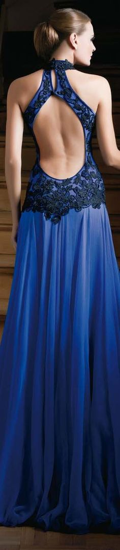 TEMPTATION Colectie: VANITY /  Rochie de seara  #sexy #back #dress