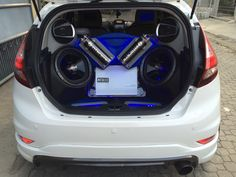 Ford fiesta audio