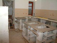 épített konyhabútor készítése - Google keresés