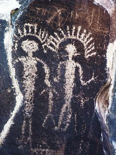 ✮ One of several Petroglyphs near the Idaho/Washington border