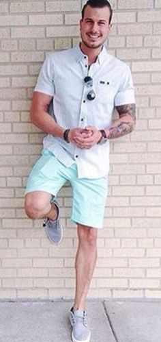 This outfit is made for days in the sun!