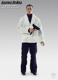 sideshow james bond figures | James Bond: Franz Sanchez from License To Kill - Sideshow Collectibles ...