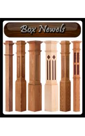 Newel Posts at Wood Stairs - high quality wood newel posts at wholesale pricing. Turned posts and box newel posts for your wood stairs remodel cheapest newel posts. Craftsman Remodel, Craftsman Style Homes, Newel Posts, Wood Stairs, Moldings, Stairways, Homemaking, Tile, Household