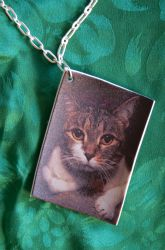 Use printable shrink plasic film to make your own crafty componants!!! from Middle School Beads & Jewelry Activities: Make Jewelry Using Your Favorite Photos!
