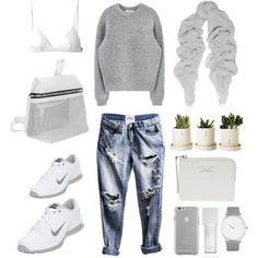 """""""Sporty Chic"""" by fashionlandscape on Polyvore"""
