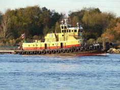 prints of tug boats savannah river | Tug Boat | Flickr - Photo Sharing!