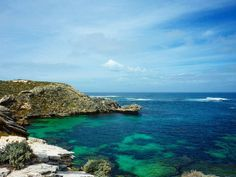 Beautiful #rottnestisland .. If you're in WA.. visit it!! :) #thisisWA #sea #australia #travel #nature #rottnest #landscape #waves #wanderlust by e.a.travelravel http://ift.tt/1L5GqLp
