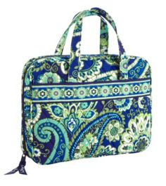 "Vera Bradley ""Good Book"" cover...for her scriptures.  :)"