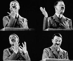 Hitler recurrió a su médico personal para disparar su estado anímico.