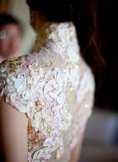 detailed back lace, beautiful, classy, romantic