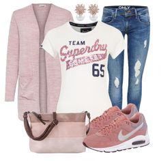 Freizeit Outfits: Blush bei FrauenOutfits.de