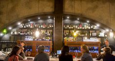 BTG Wine Bar (the name stands for By The Glass) in Salt Lake City. (Trent Nelson  |  The Salt Lake Tribune)