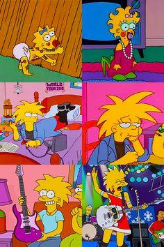 Los Simpsons en español