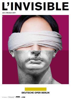 Aribert Reimann: L'INVISIBLE Uraufführung am 8. Oktober 2017