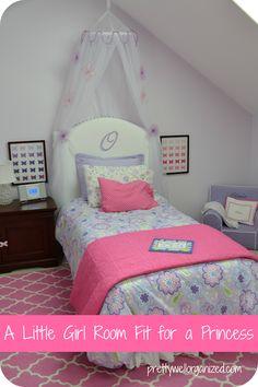 Big girl room reveal!!