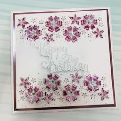 Dies by Chloe - CHCC-040 Blossoms and Flowers Border Die - £19.99 - Dies By Chloe Chcc040 Blossoms And Flowers Border Die - Chloes Creative Cards