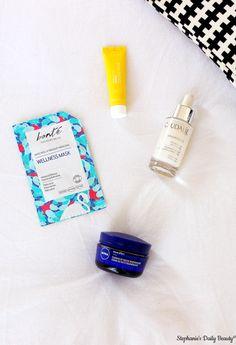 Skincare Picks for Cold Weather   Stephanie's Daily Beauty #skincare #winter #caudalie #nivea