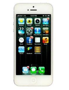 iPhone 5 - 2014 current