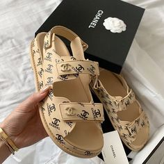 Only if theyre chanel right? Sneakers Mode, Sneakers Fashion, Fashion Shoes, Fashion Fashion, Runway Fashion, Couture Fashion, Daily Fashion, Fashion Trends, Fashion Tips