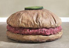 Floor Burger, Claes Oldenburg 1962