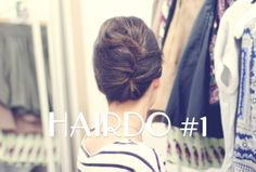 Hairdo #1 by Collage Vintage