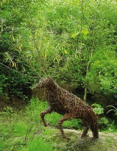 living willow deer