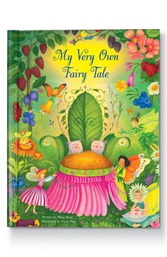 I SEE ME! 'My Very Own Fairy Tale' Personalized Book available at #Nordstrom